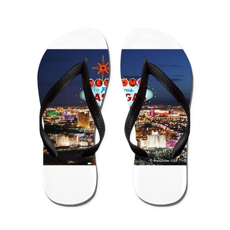 Las Vegas Flip Flops