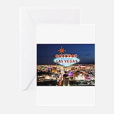 Las Vegas Greeting Cards (Pk of 10)
