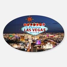 Las Vegas Decal