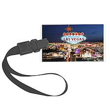 Las Vegas Luggage Tag