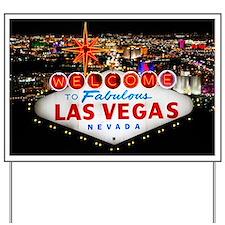 Las Vegas Yard Sign