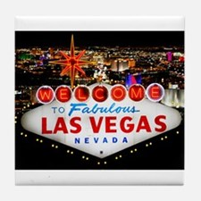 Las Vegas Tile Coaster