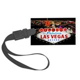 Las vegas Luggage Tags
