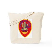 Bismarck Police Tote Bag