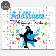 LOVE FIGURE SKATING Puzzle