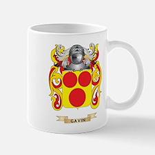 Gavin Coat of Arms (Family Crest) Mug