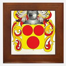 Gavin Coat of Arms (Family Crest) Framed Tile