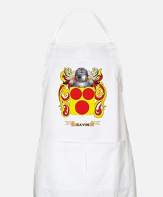 Gavin Coat of Arms (Family Crest) Apron