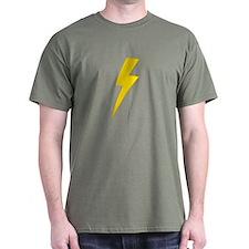 Lightning Bolt T-Shirt (Green)