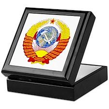 Soviet CCCP Keepsake Box