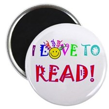 Love to Read Magnet