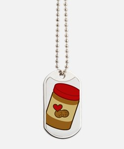 peanut-butter.png Dog Tags