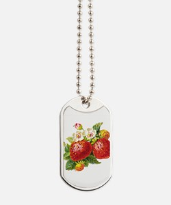 vic-strawberry.png Dog Tags