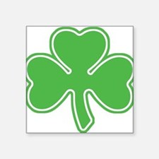 "shamrock.png Square Sticker 3"" x 3"""