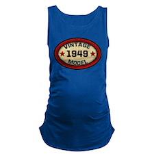 vintage-model-1949.png Maternity Tank Top