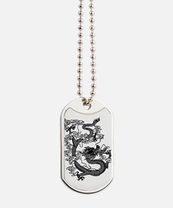 dragon_black.png Dog Tags