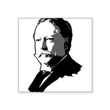 "taft.png Square Sticker 3"" x 3"""