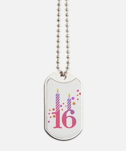 birthday-16-candle_tr.png Dog Tags