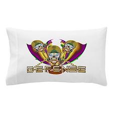 Football Defense Pillow Case