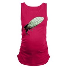 big-cicada.png Maternity Tank Top