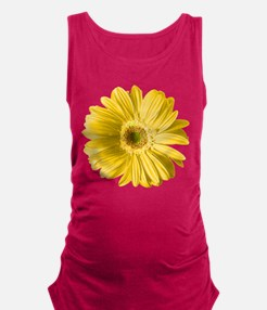 pop-daisy_yl.png Maternity Tank Top