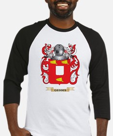 Geddes Coat of Arms (Family Crest) Baseball Jersey