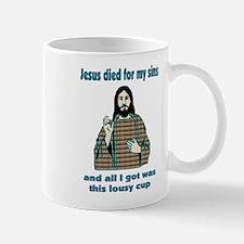 Jesus Humor Mug