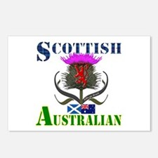 Scottish Australian Thist Postcards (Package of 8)