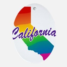 rb_california.png Ornament (Oval)