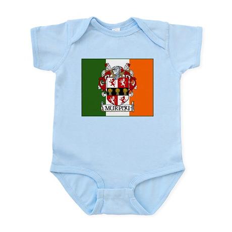 Murphy Arms Tricolour Infant Bodysuit