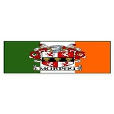 Murphy Arms Tricolour Bumper Bumper Sticker