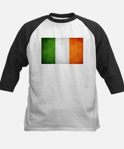 antiqued Irish flag Baseball Jersey