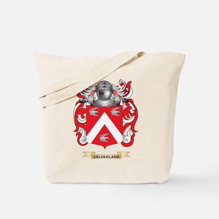 Gelderland Coat of Arms (Family Crest) Tote Bag