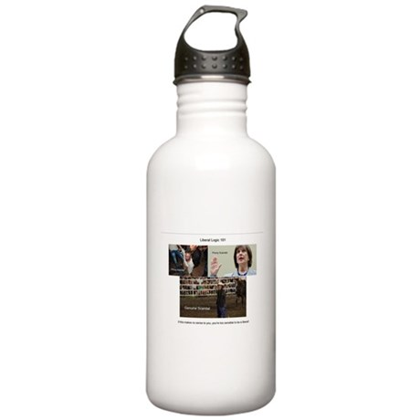 Real Scandal Water Bottle