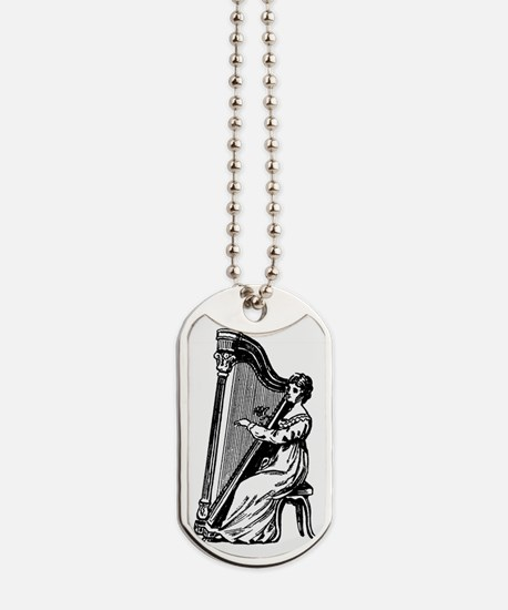harp_wh.png Dog Tags