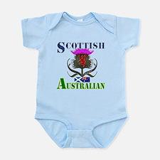 Scottish Australian Thistle Onesie