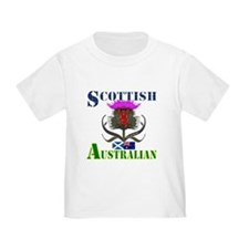 Scottish Australian Thistle T