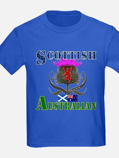 Scottish Australian Thistle T