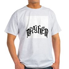 Tommy's Mayhem Ash Grey T-Shirt
