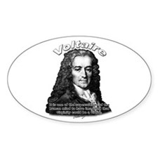 Voiltaire 01 Oval Decal