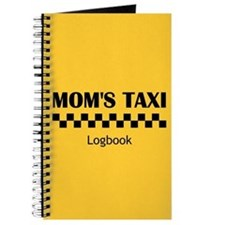 Mom's Taxi Logbook/Journal