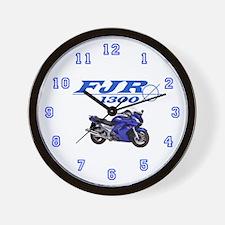 FJR1300 Wall Clock