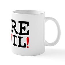 DARE DEVIL! Small Mug