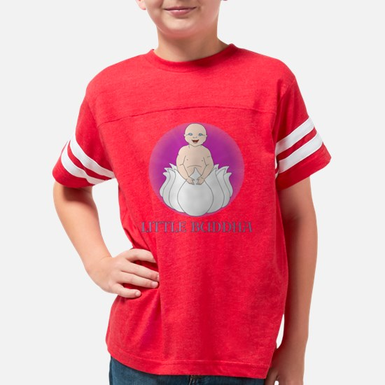 Little Buddha Youth Football Shirt