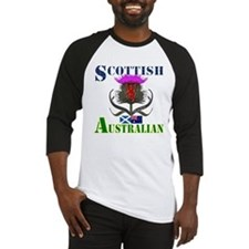 Scottish Australian Thistle Baseball Jersey