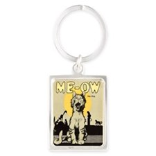 Me-ow Cat Song Keychains