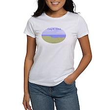 CAPE COD Jr. Ringer Tee T-Shirt