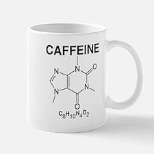 Caffeine - Chemical Skeleton - Chemistry Mug