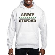 Army Stars Stepdad Hoodie Sweatshirt