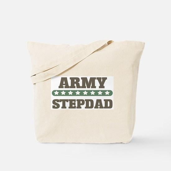 Army Stars Stepdad Tote Bag